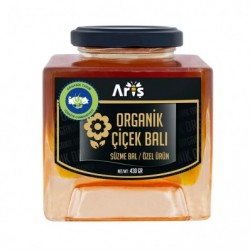 ARİŞ ORGANIC FLOWER HONEY SPECIAL PRODUCT 430 GR